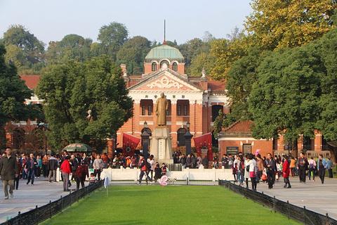辛亥革命纪念园旅游景点攻略图