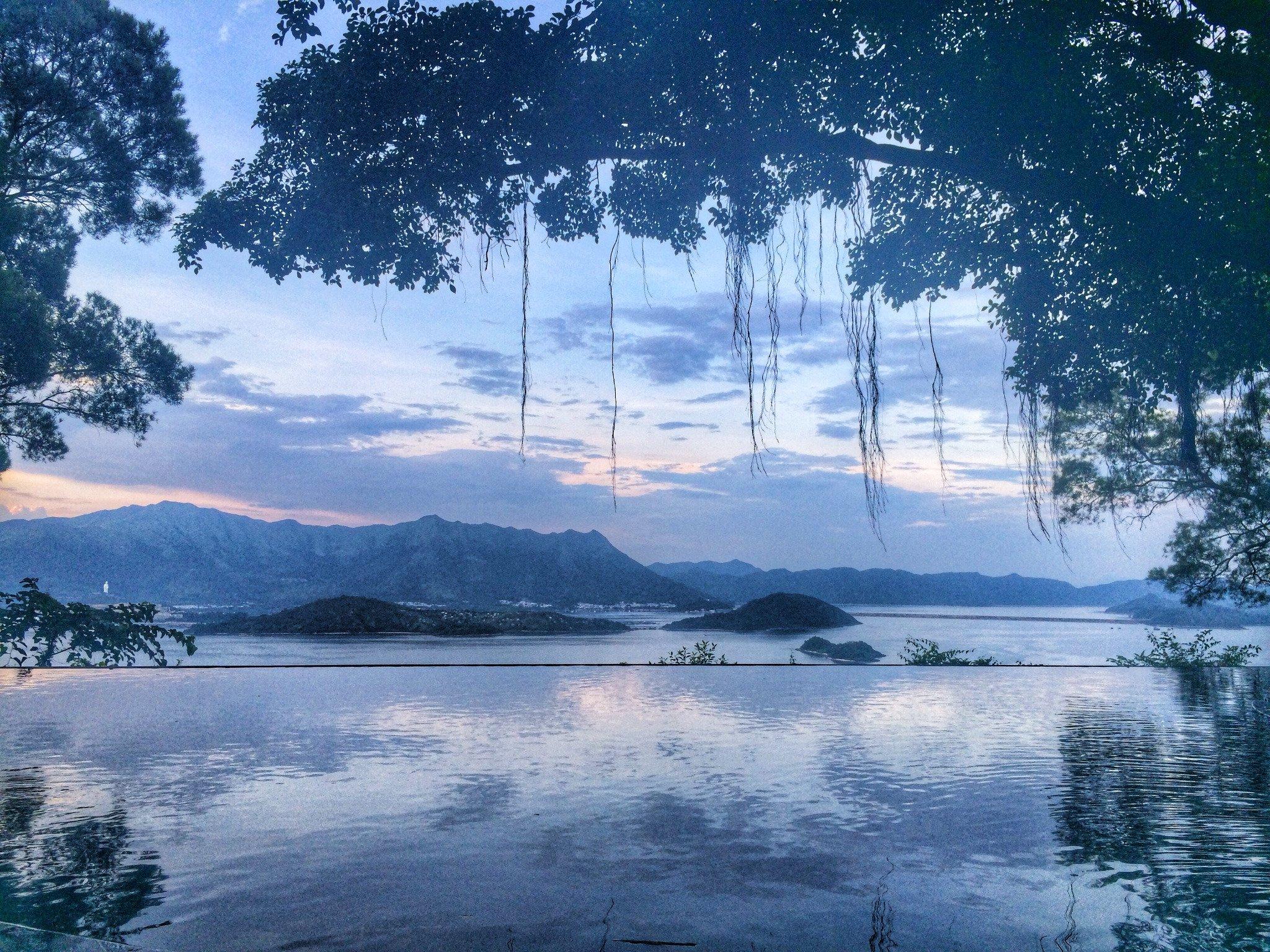 香港也有美丽风景