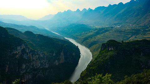 北盘江大峡谷