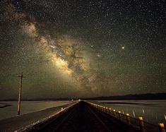 """银河升起的地方,""""桃子""""就会生长—— 20年好基友青海追星之旅"""