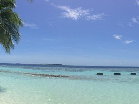 维拉曼都岛(维拉曼豪岛)旅游景点图片