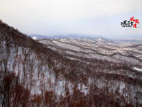 藻岩山旅游景点图片