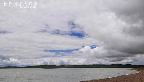 扎陵湖和鄂陵湖