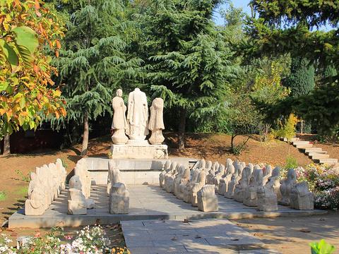 隆兴寺旅游景点图片