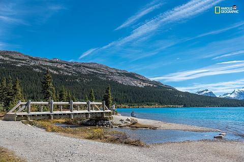 弓湖的图片