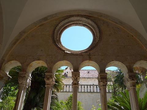 Franciscan修道院旅游景点图片