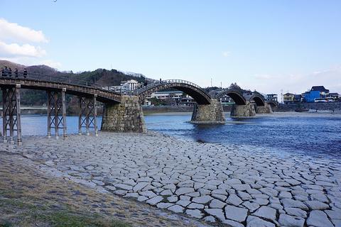 锦带桥的图片