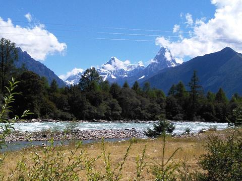 玉女峰旅游景点图片