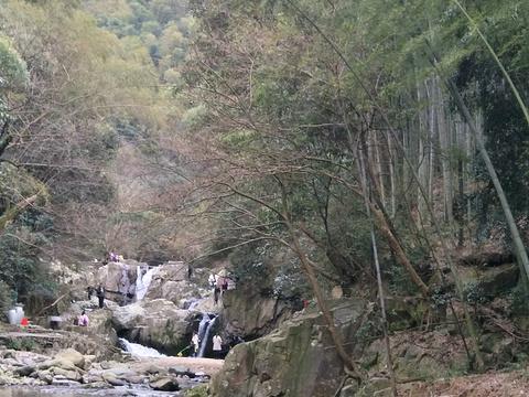 浙东小九寨旅游景点图片