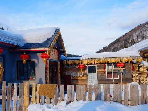 雪乡旅游景点图片