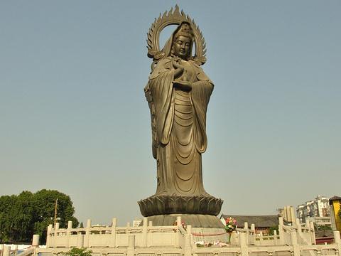 归元禅寺旅游景点图片