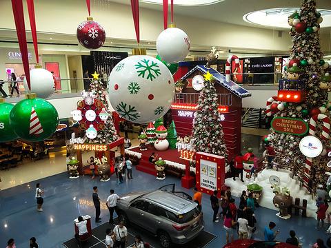 亚洲购物商场旅游景点攻略图