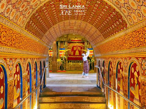 佛牙寺旅游景点图片