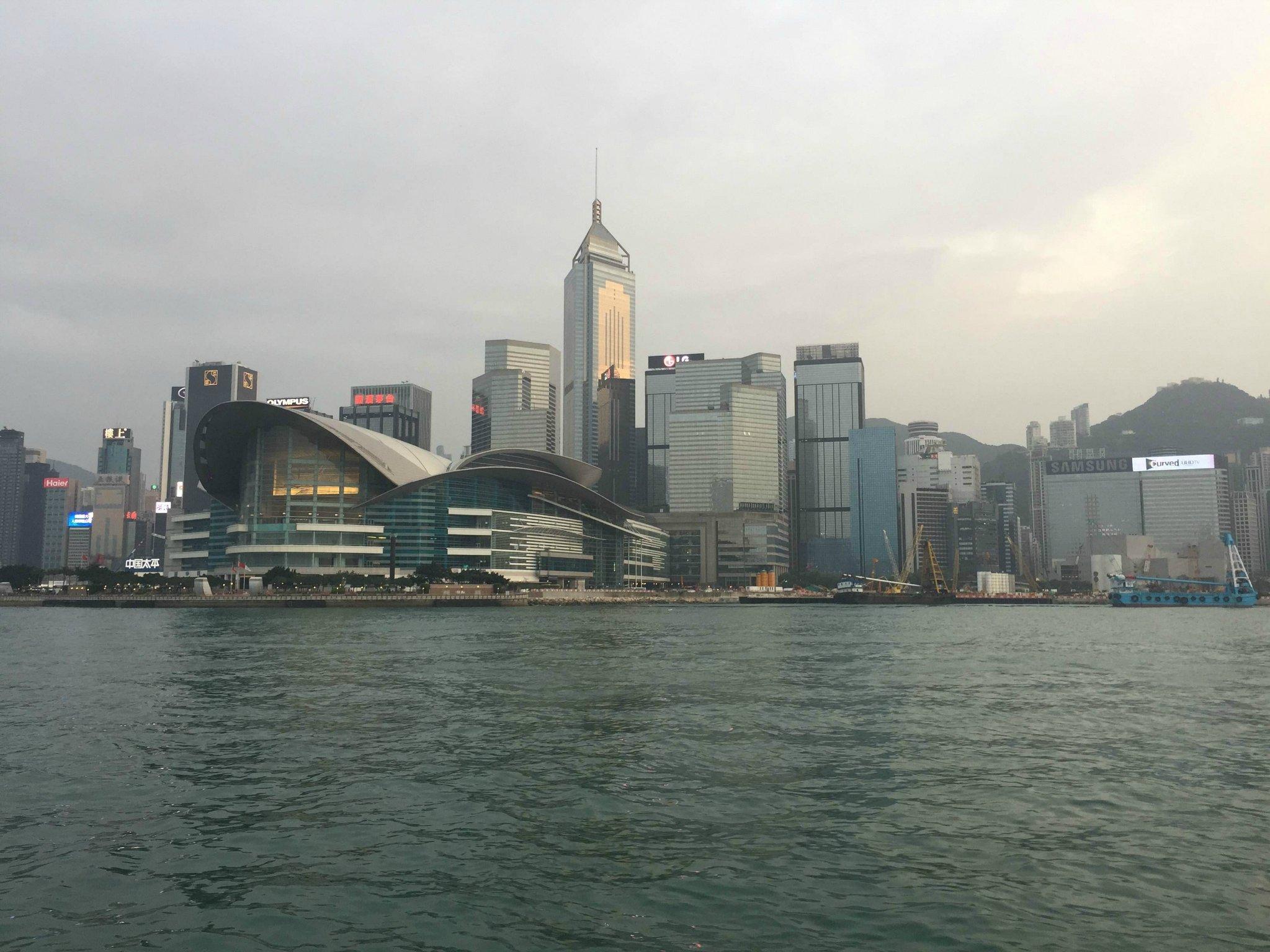 维多利亚港的海风 —— 最全香港澳门美食景点攻略,一网打尽之香港