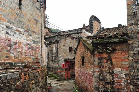 杨池古村旅游景点攻略图