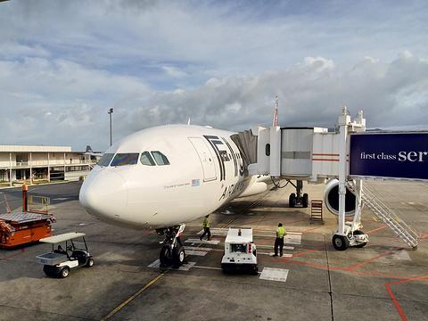楠迪国际机场旅游景点图片