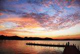云龙湖旅游景区