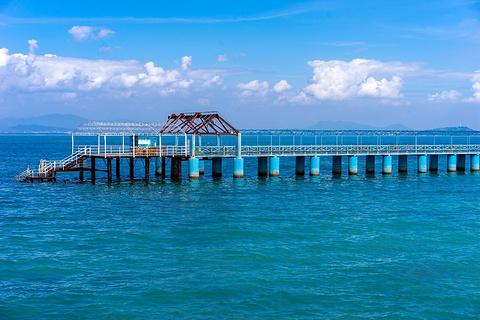 情人桥的图片