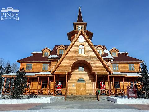 北极圣诞村旅游景点图片
