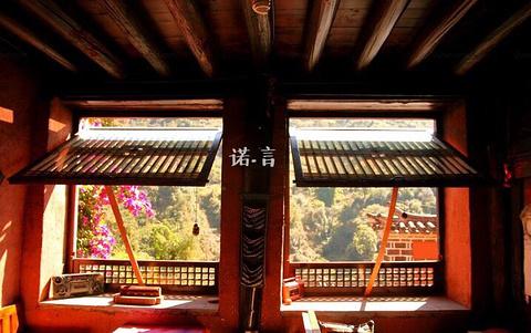 诺邓古村旅游景点攻略图