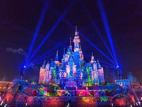 上海迪士尼度假区旅游景点图片