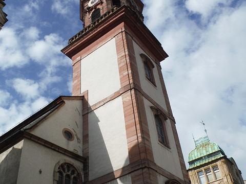 Providenzkirche旅游景点图片