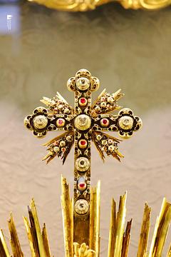 塞维利亚大教堂圣器室旅游景点攻略图