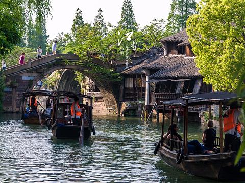 桥里桥旅游景点图片