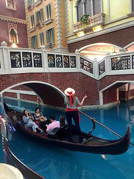威尼斯贡多拉游船旅游景点攻略图