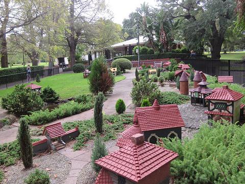 菲兹洛伊花园