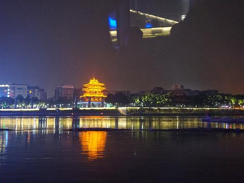 桃花江旅游景点图片