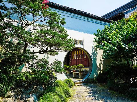 网师园旅游景点图片