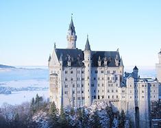带妈旅游会爆炸之德奥匈捷冬季游--新天鹅堡,哈尔施塔特,布达佩斯,布拉格
