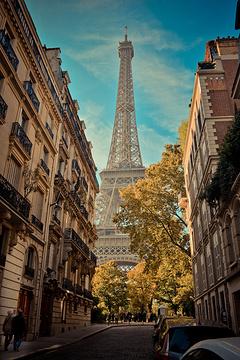 埃菲尔铁塔旅游景点攻略图