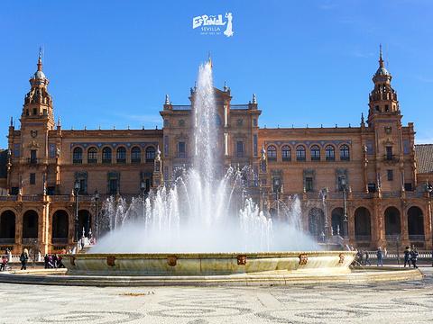 西班牙广场旅游景点图片