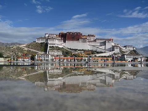 布达拉宫旅游景点图片