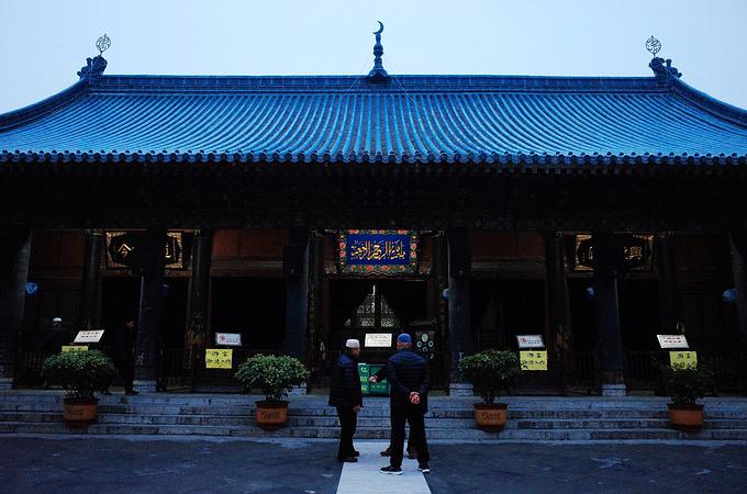 化觉巷清真大寺图片
