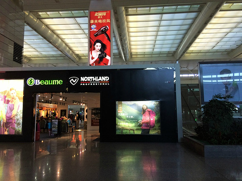上海虹桥站旅游景点攻略图