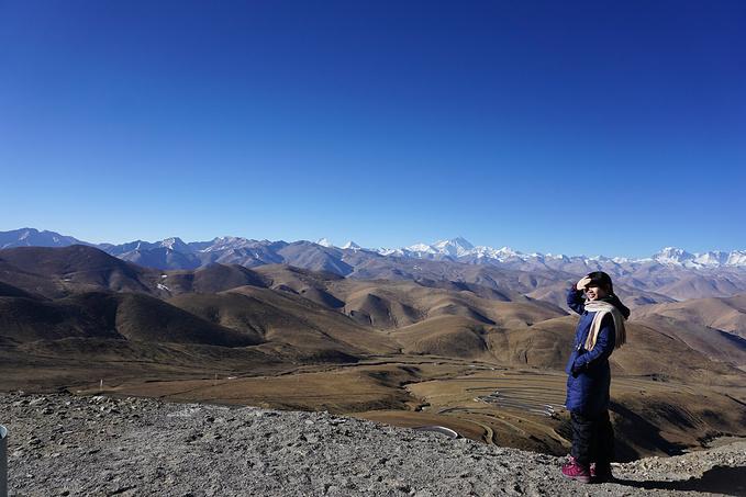 (十)2017-03-27加乌拉山口+珠峰大本营图片