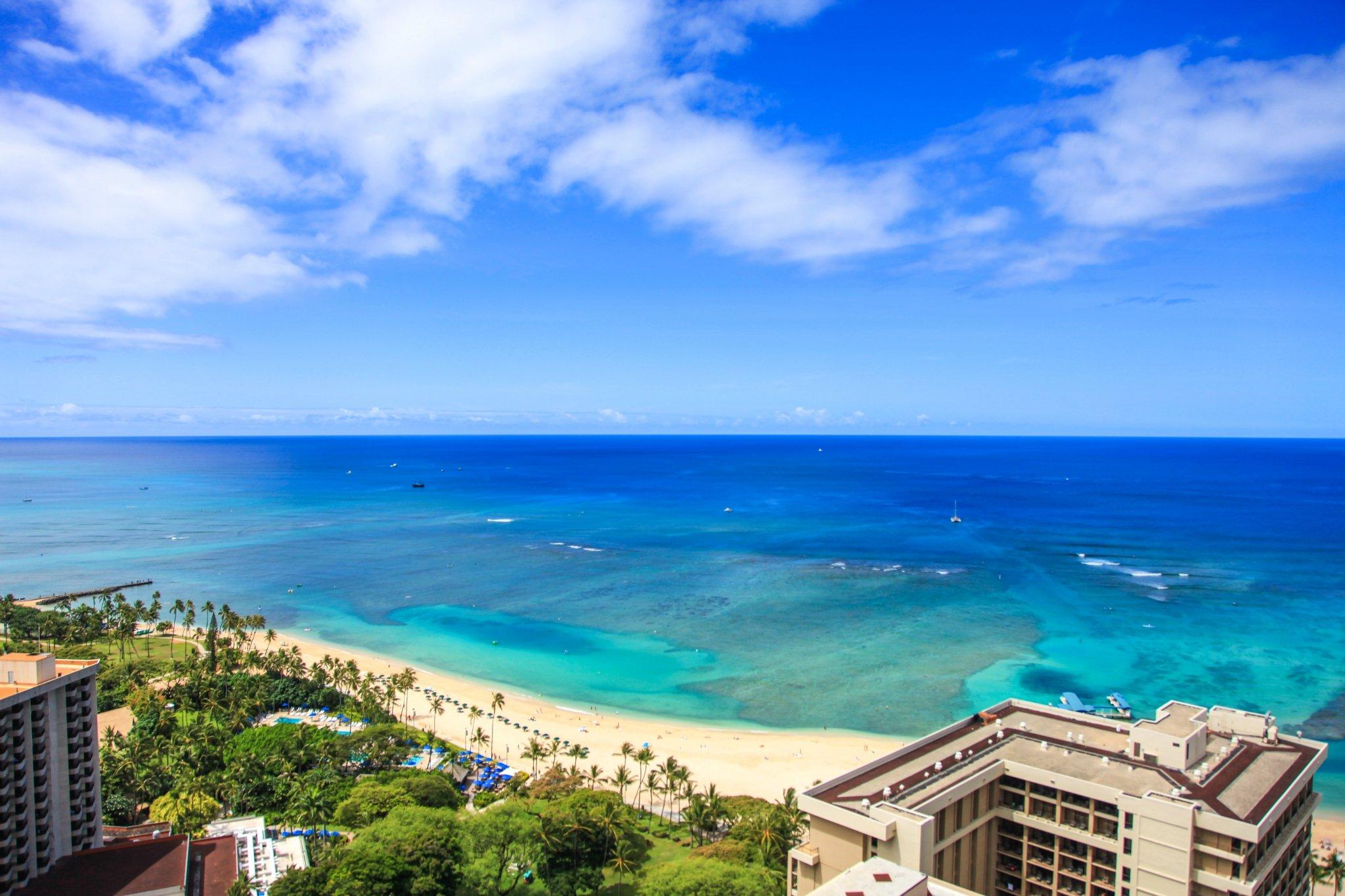 随毅行---Aloha夏威夷檀香山9日亲子之旅