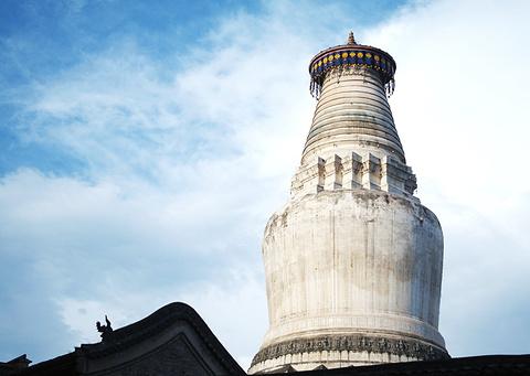 塔院寺旅游景点攻略图
