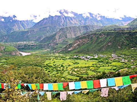 直白村旅游景点图片