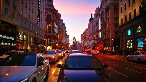 马德里市政广场的图片
