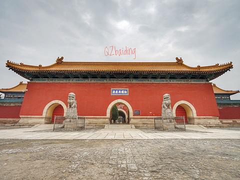 西岳庙旅游景点图片