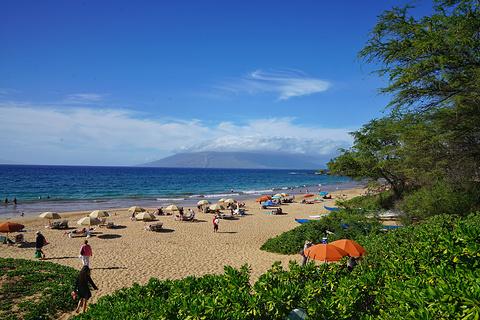 威雷亚海滩旅游景点攻略图