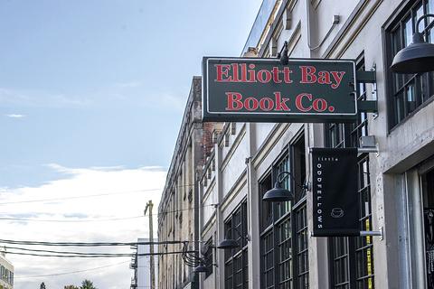 艾略特湾书店旅游景点攻略图