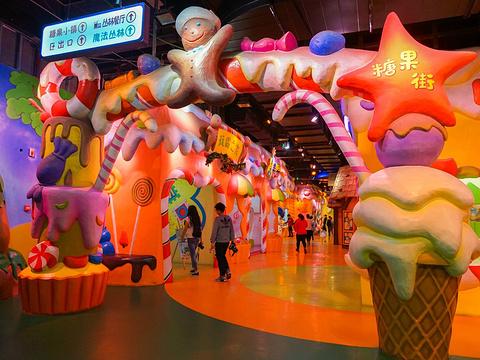杭州烂苹果乐园旅游景点图片