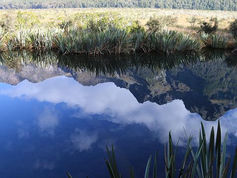 镜湖旅游景点图片