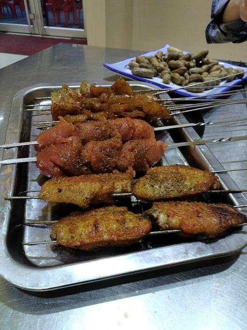 郝记海鲜烧烤东北菜图片