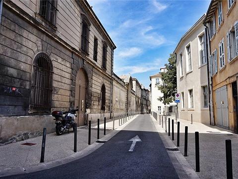 阿维尼翁老城旅游景点图片